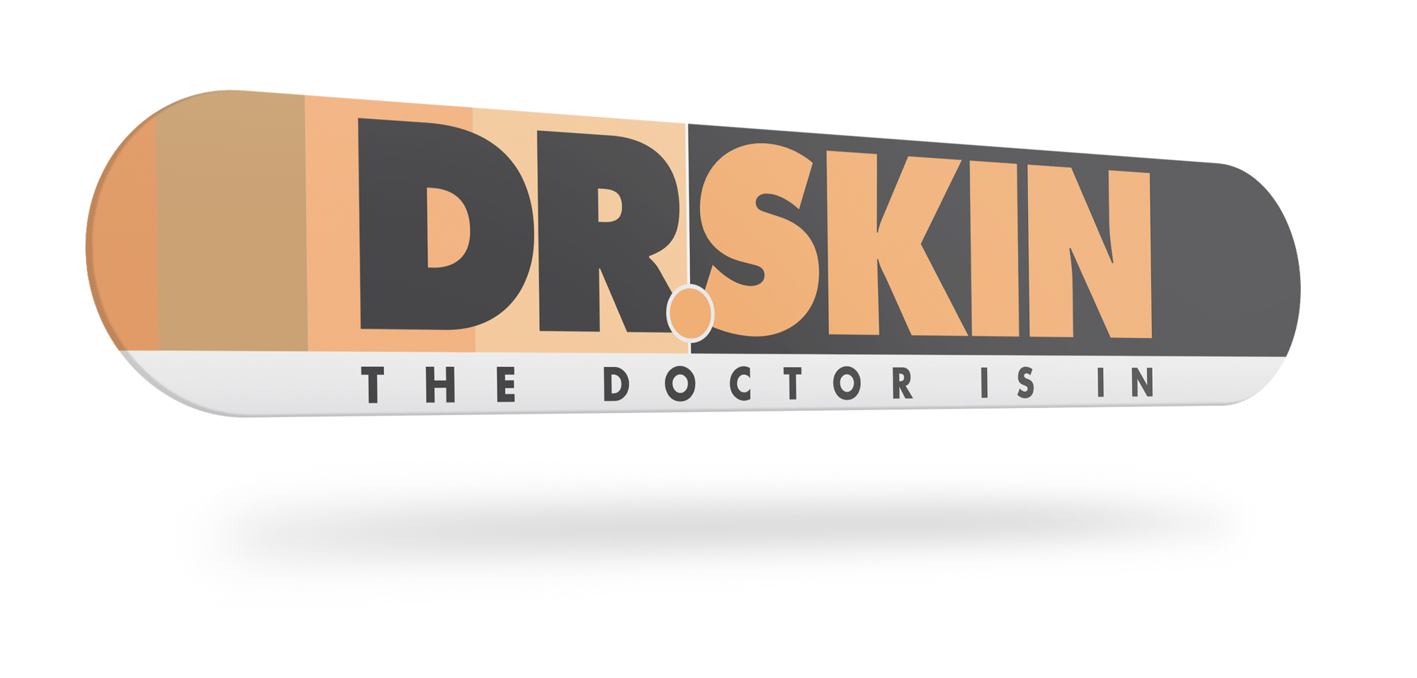 Dr. Skin - Slatwall Sign