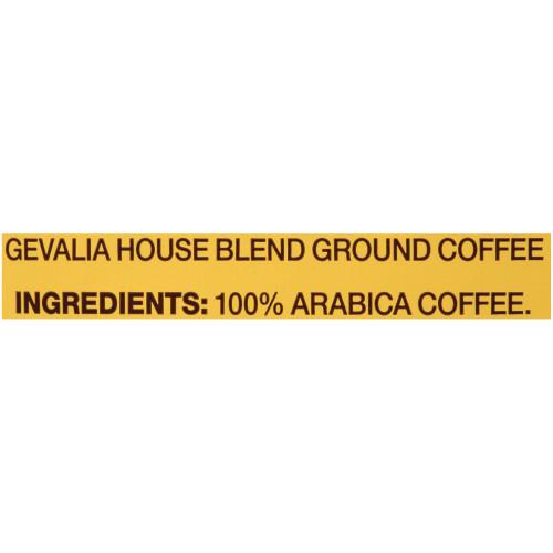 GEVALIA House Blend Coffee, 8 oz. Bag (Pack of 20)