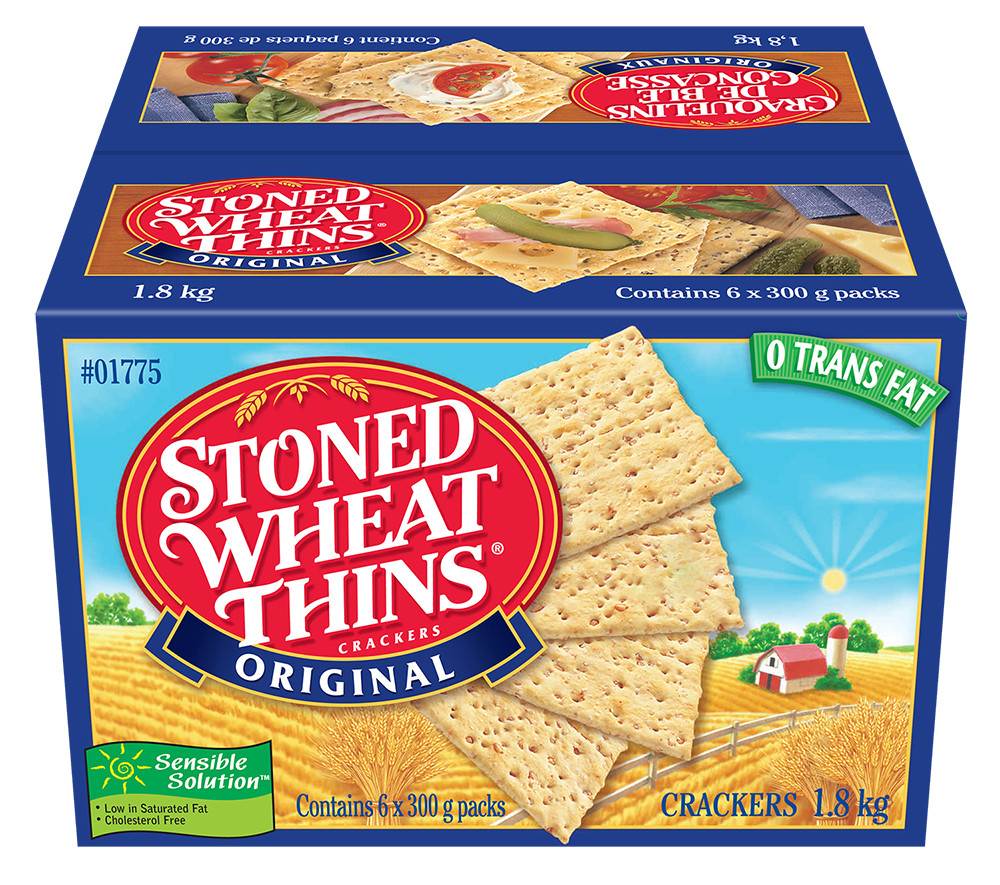 WHEAT THINS  CLUB PACK 2 KGM
