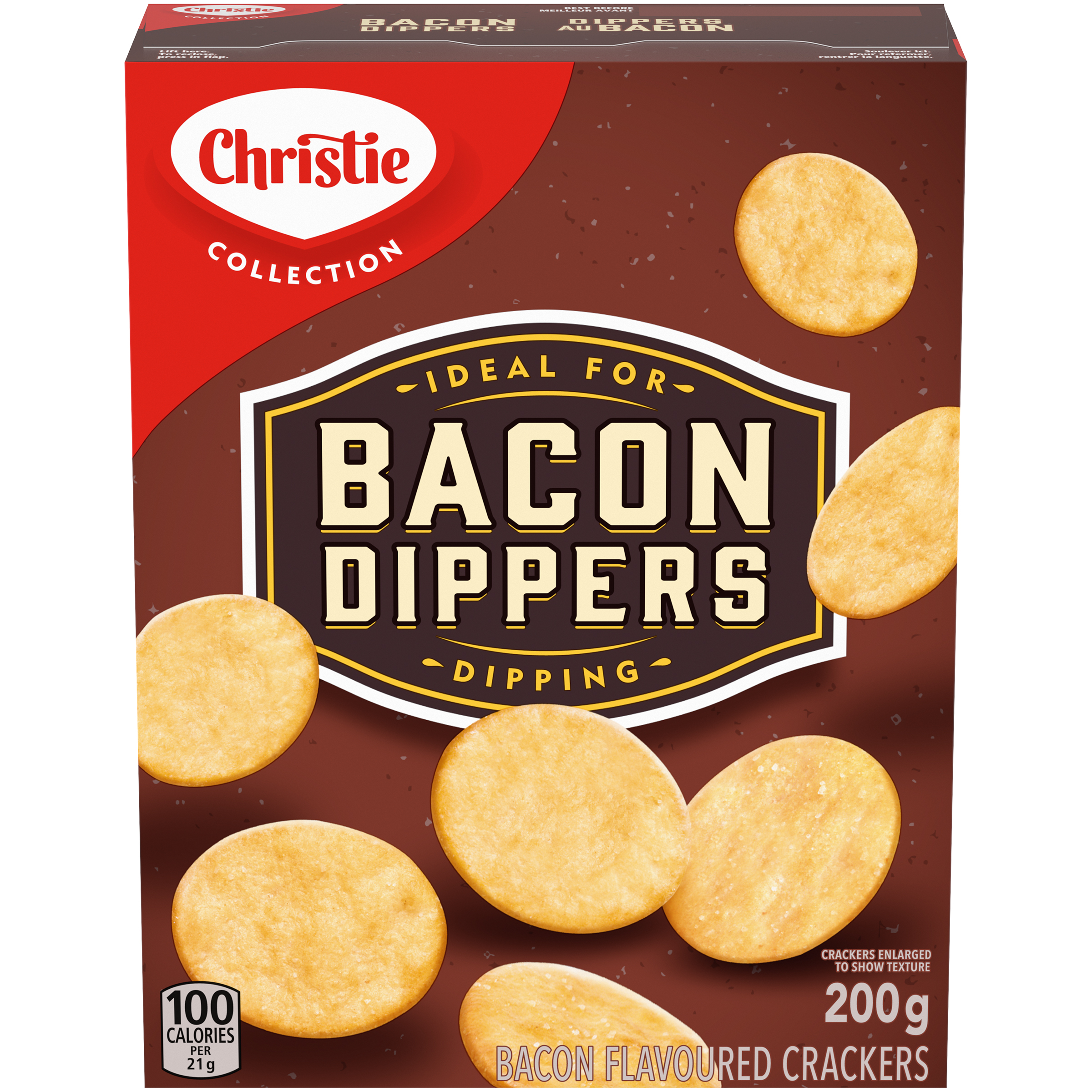BACON DIPPERS   200 GRM