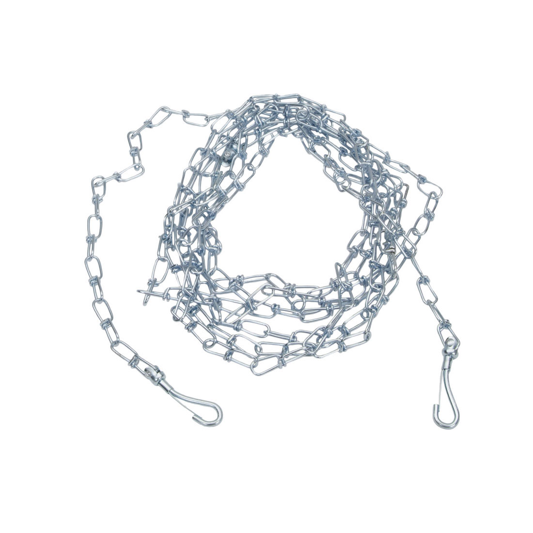 Titan® Twisted Link Chain Dog Tie Out