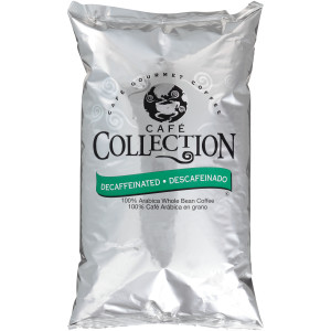 CAFÉ COLLECTIONS Espresso Roast Whole Bean Coffee, 4 lb. Bag (Pack of 2) image