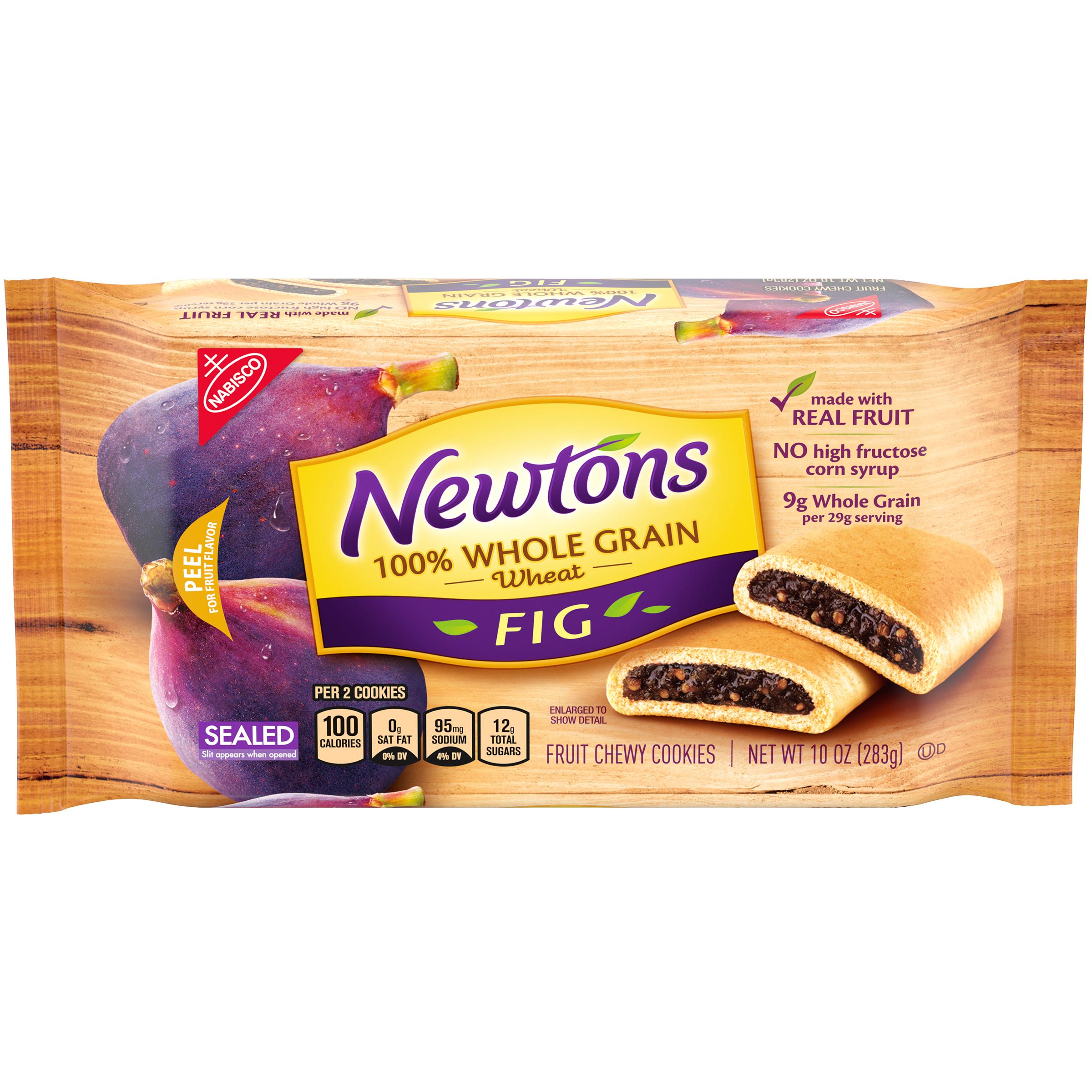 NEWTONS Whole Grain Cookies 10 oz