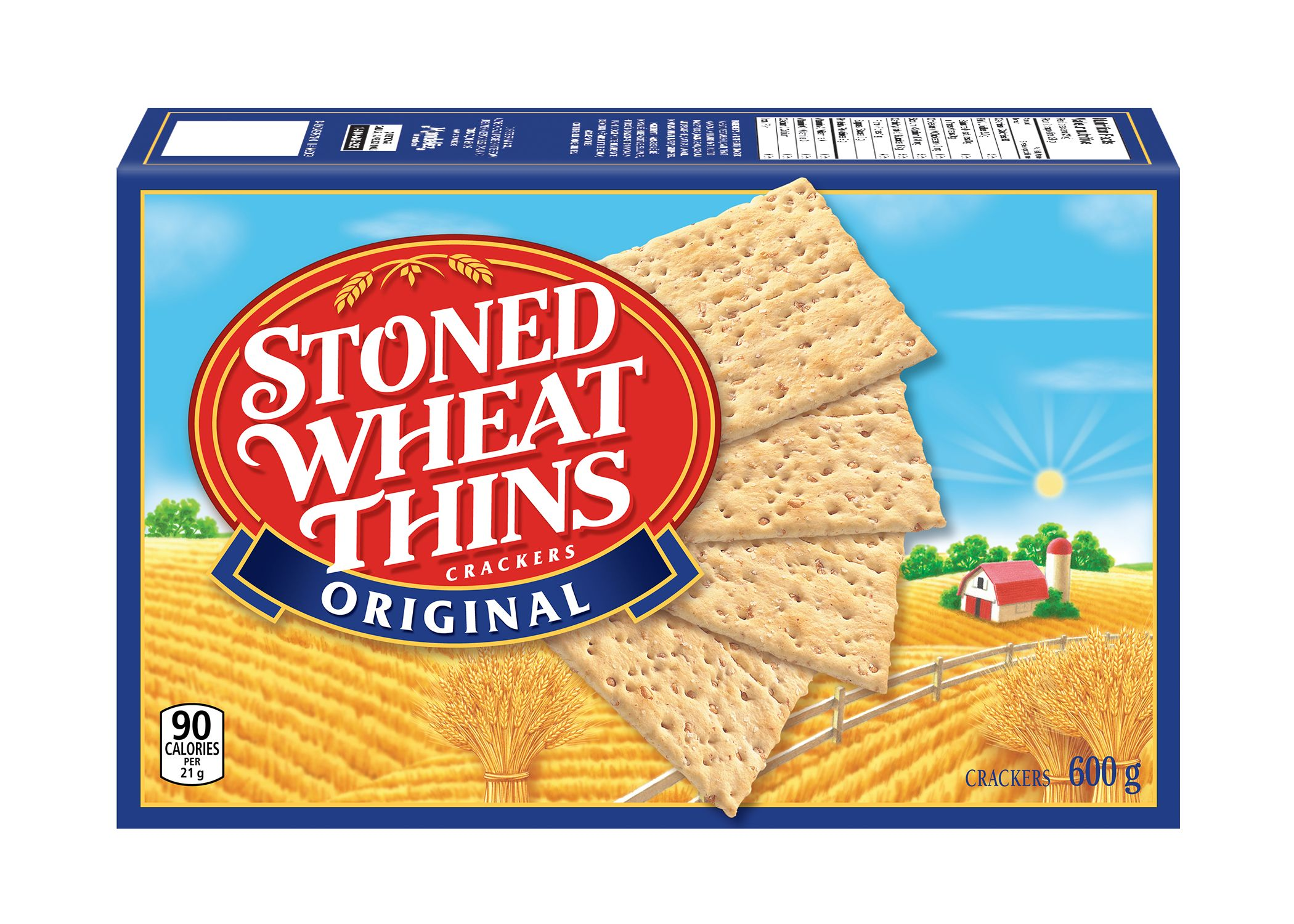 Wheat Thins Craquelins 600 G