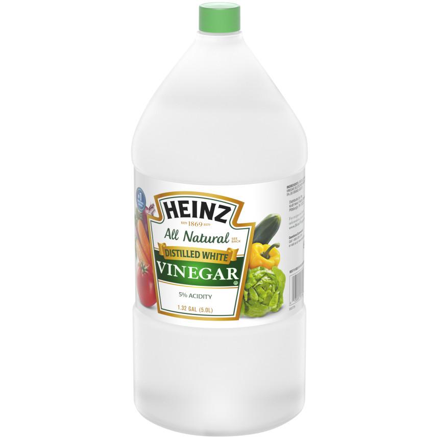 HEINZ Distilled White Vinegar 5 L JUG