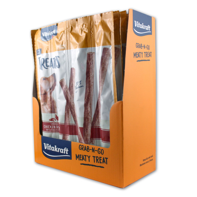 Alt-Image showing Treaties Smoked Chicken Recipe with Sweet Potatoes, 4 Pack