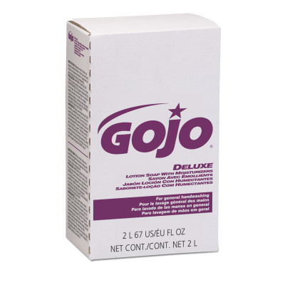 GOJO® Deluxe Lotion Soap with Moisturizers