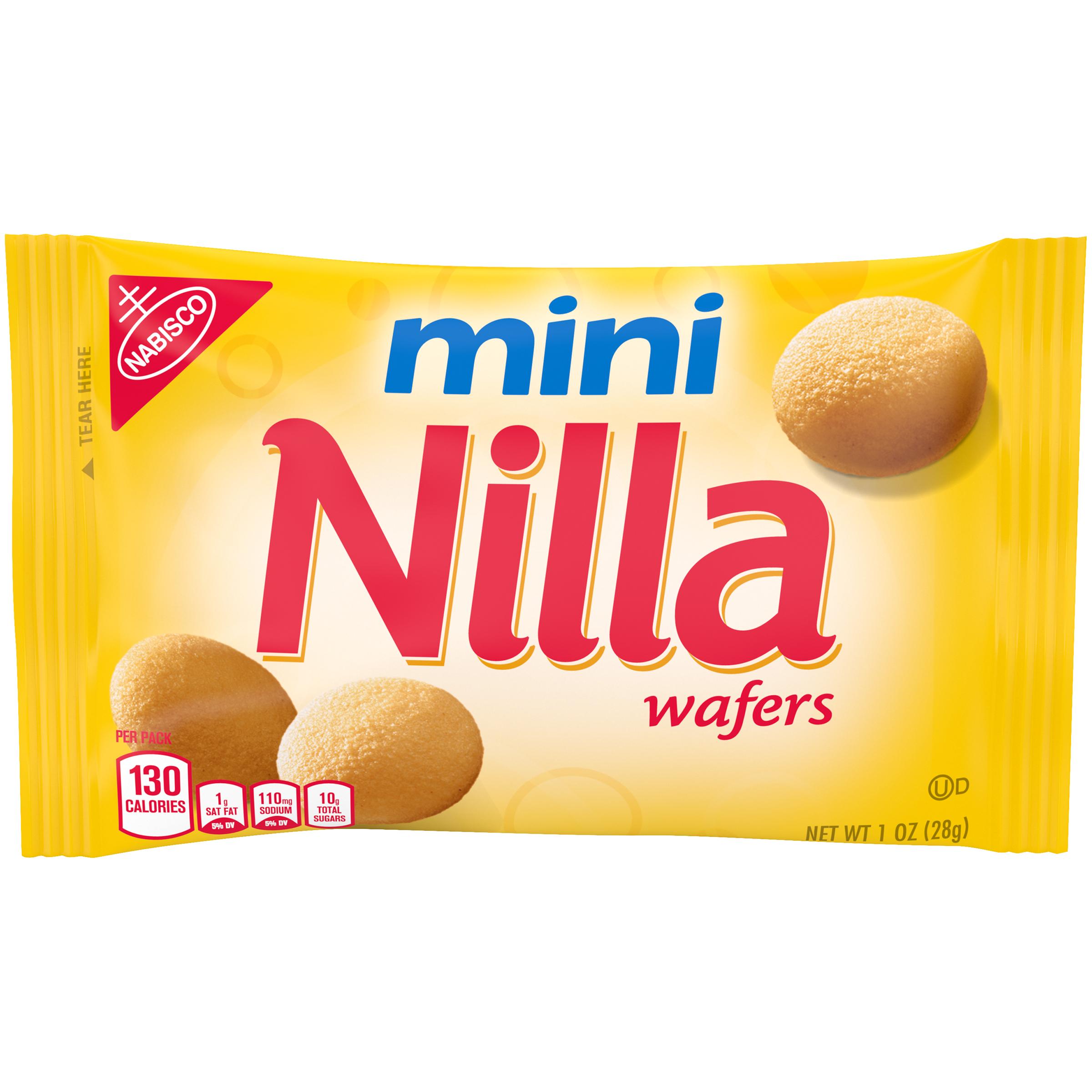 NILLA WAFER Nilla Vanilla Cookies 1 oz