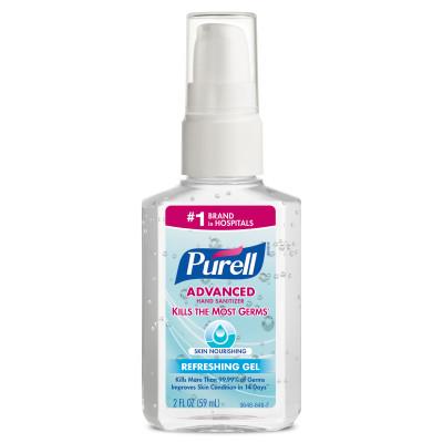 PURELL® Advanced Hand Sanitizer Skin Nourishing Gel