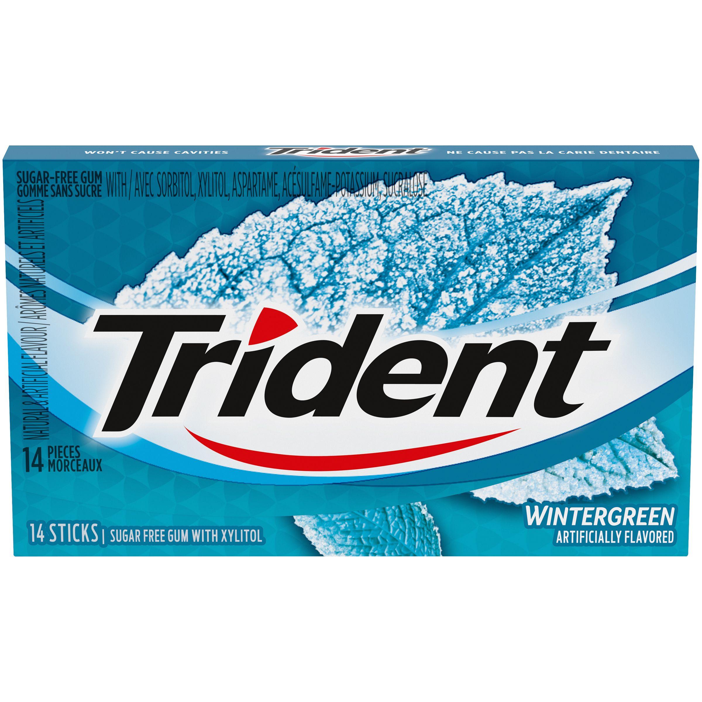 TRIDENT  FRESHMINT