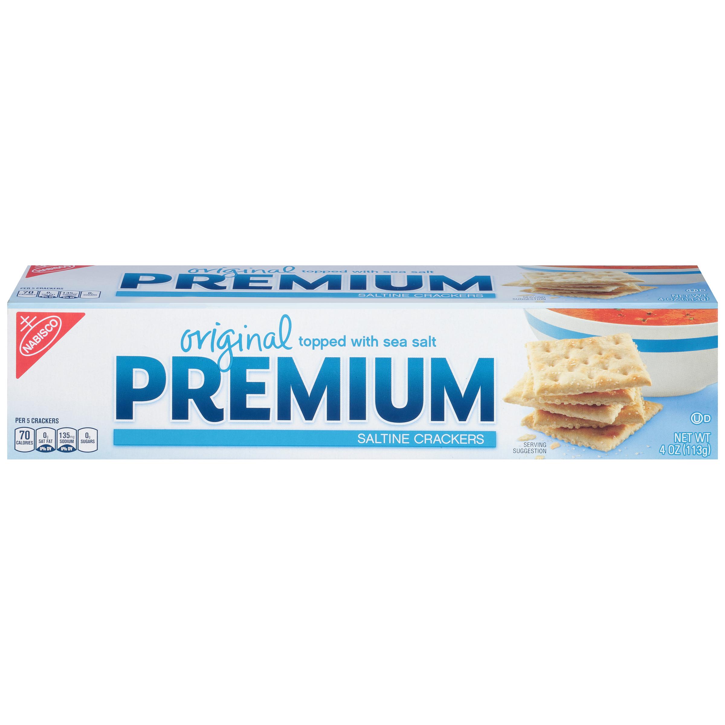 PREMIUM Supermix Crackers-Convenience Pack 4 oz