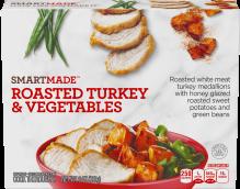 ROASTED TURKEY AND VEGGIES