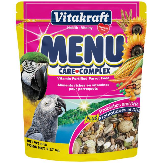 Product-Image showing Menu Parrot