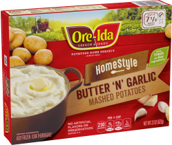 Butter 'N' Garlic Mashed Potatoes image