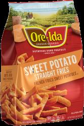 Sweet Potato Straight Fries image