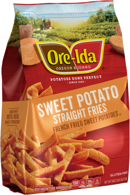 Sweet Potato Straight Fries
