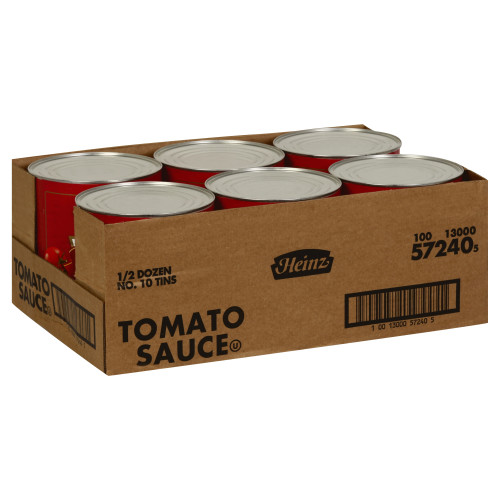 HEINZ Tomato Sauce, 103 oz. Can (Pack of 6)