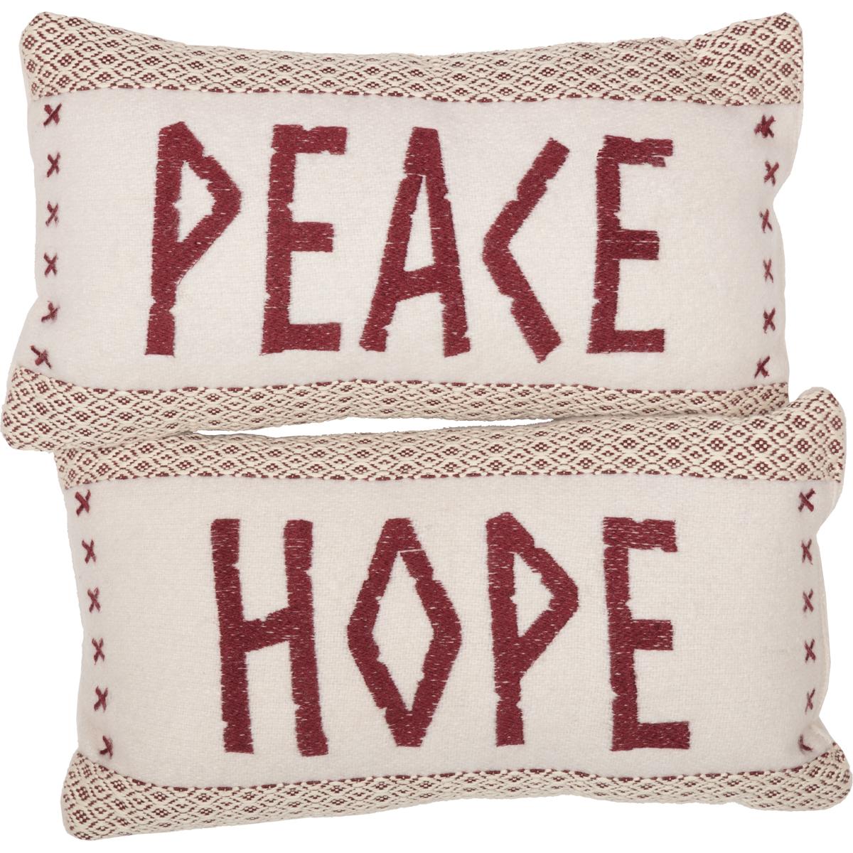Liv Pillow Set of 2 7x13