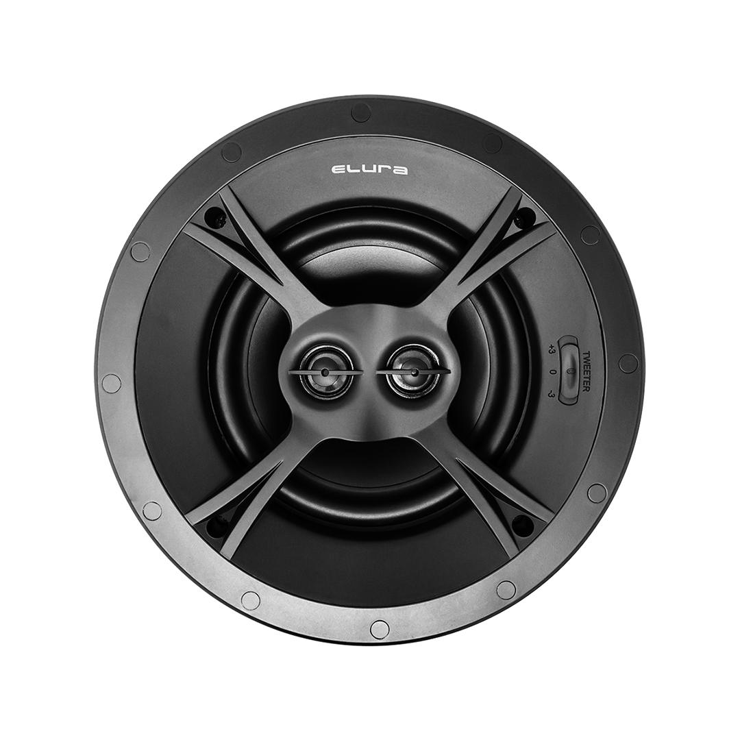 "6.5"" In-Ceiling Speaker Zero edge Wave Electronics"