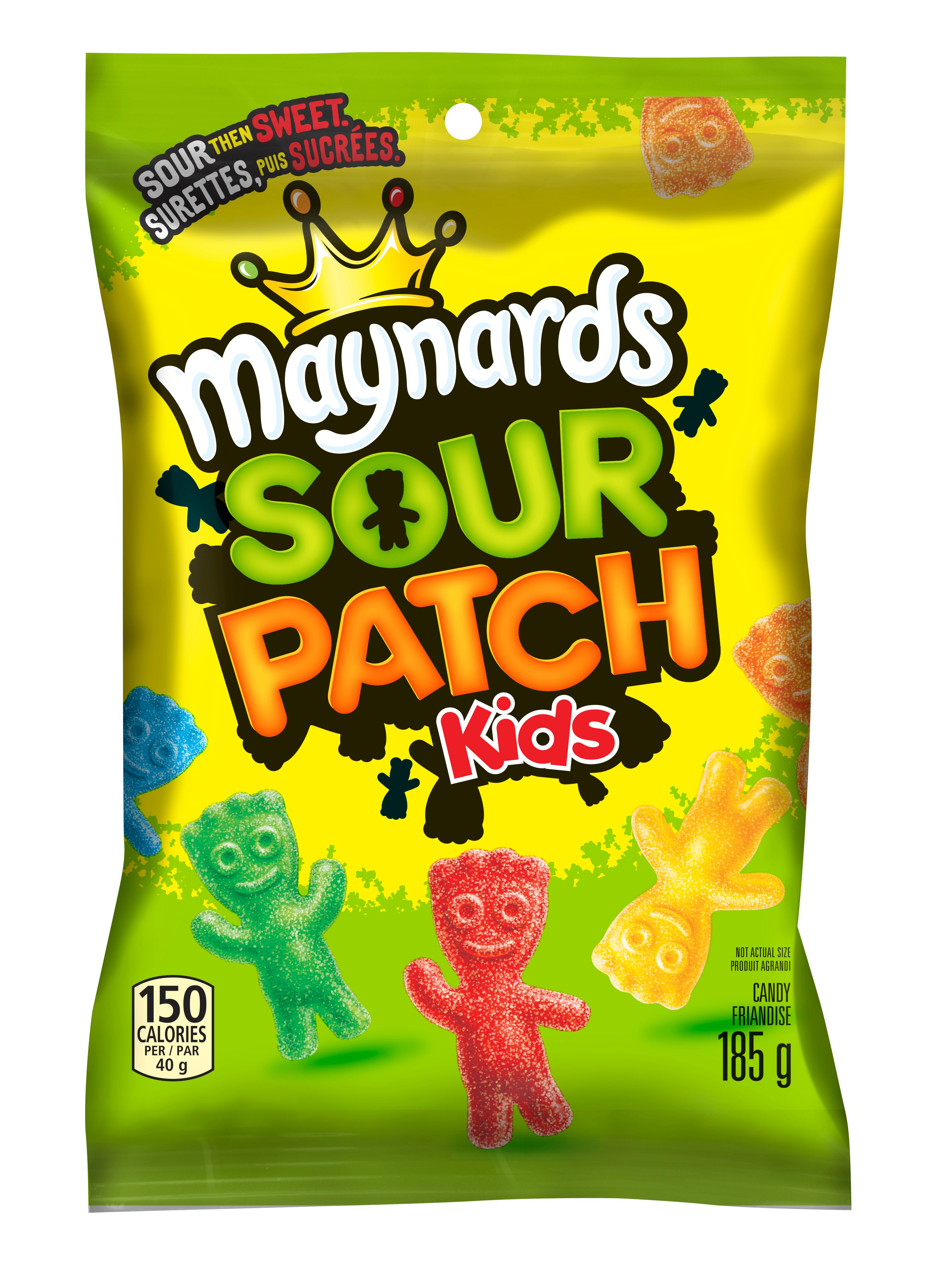 Maynards Sour Patch Kids Kids Friandise Molle 185 G