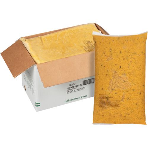 HEINZ TRUESOUPS Autumn Butternut Squash Soup, 8 lb. Bag (Pack of 4)