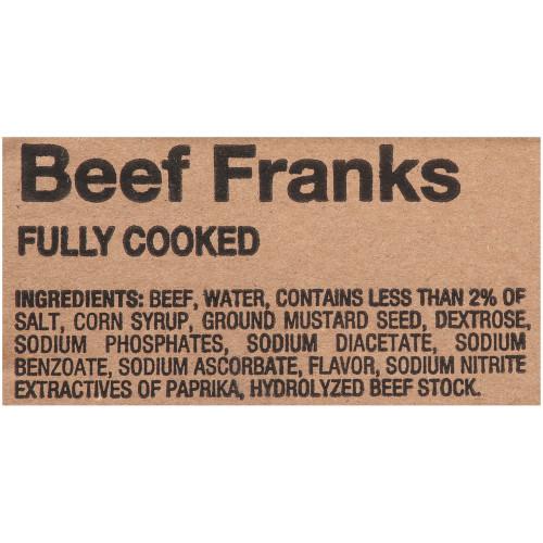 OSCAR MAYER Beef Frank (6:1, 6
