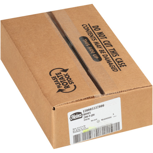 HEINZ Single Serve Honey, 9 gr. Packets (Pack of 200)