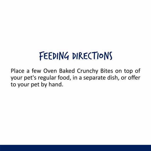 Nutrition-Image showing Oven Baked Crunchy Bites Real Cran-Orange Flavor