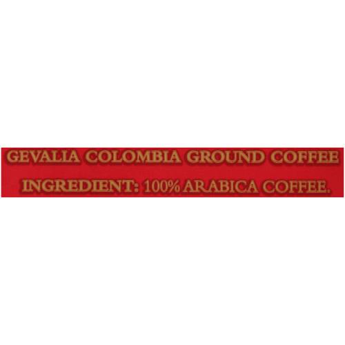 GEVALIA Colombian Coffee, 8 oz. Bag (Pack of 20)