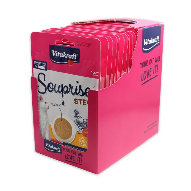 Alt-Image showing Souprise® Stew, Chicken & Tomato, 5 Pack