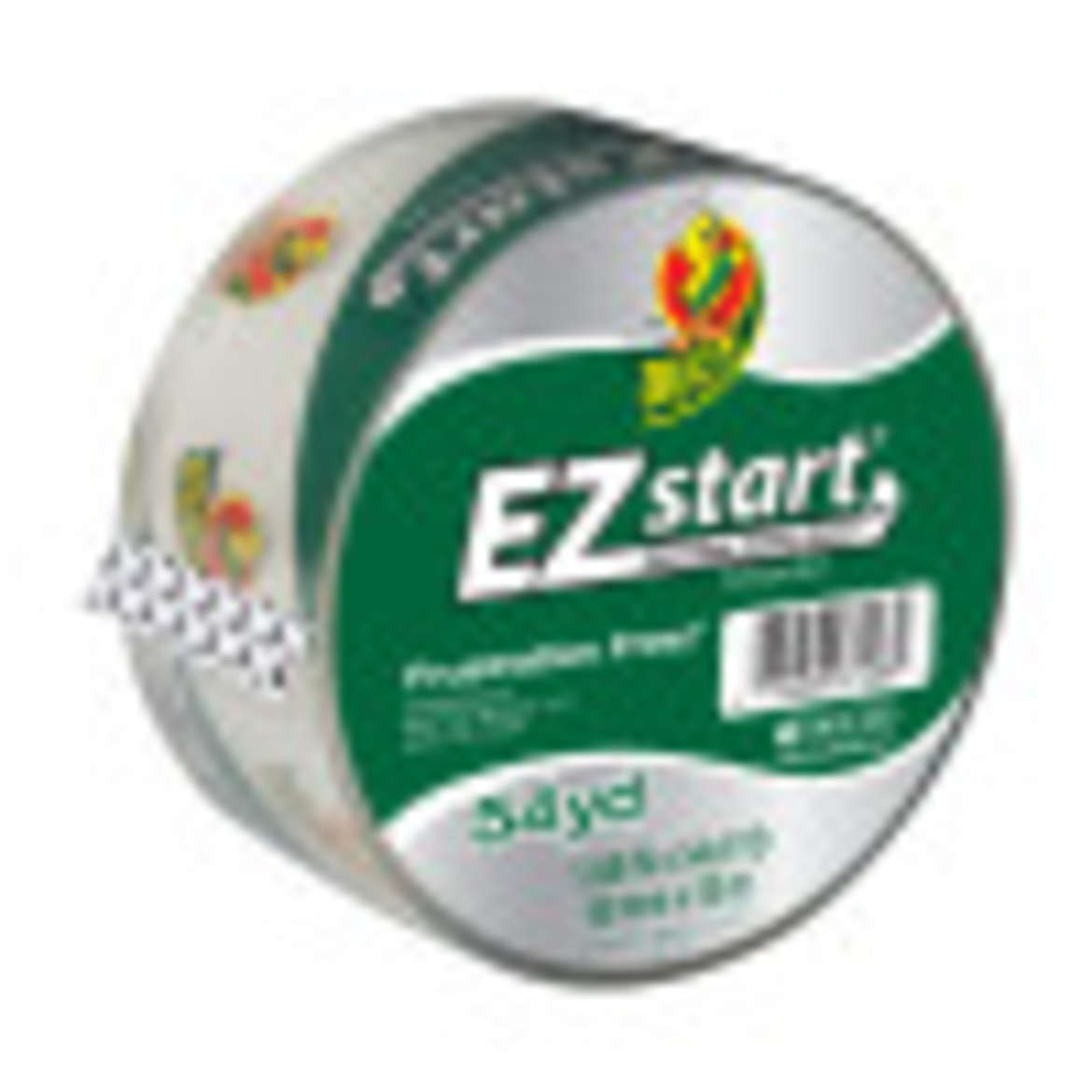 EZ Start® Packaging Tape - Clear, 1.88 in. x 54.6 yd. Image