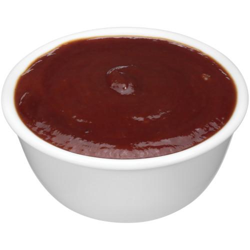 BULL'S-EYE Honey Smoked BBQ Sauce, 1 gal. Jugs (Pack of 4)