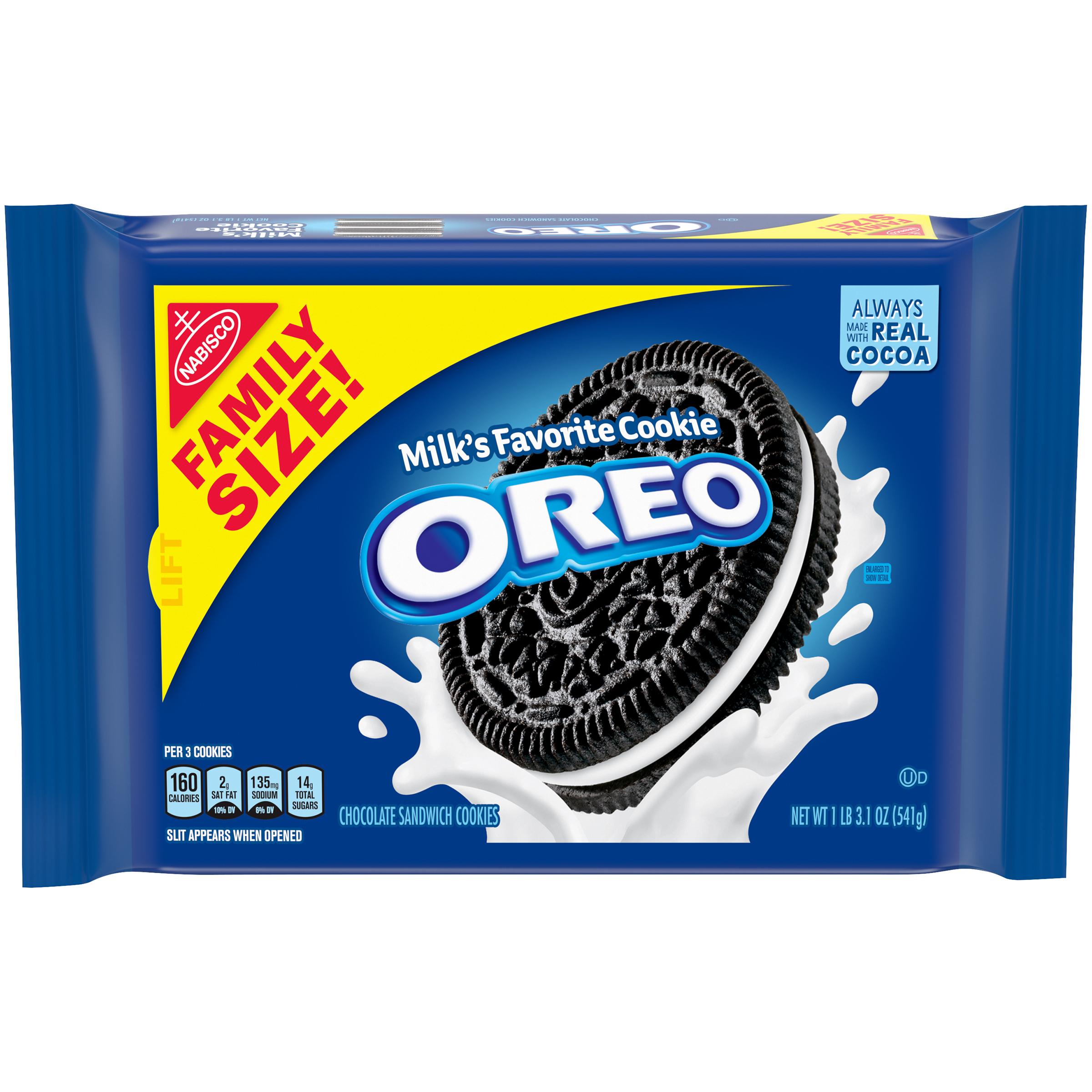 OREO Chocolate Cookies 19.1 oz