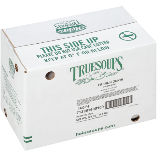 HEINZ TRUESOUPS French Onion Soup, 8 lb. Bag (Pack of 4)