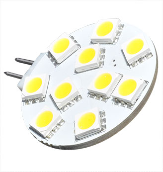 Cartridge Shop 6 Pack 1.7W G4 LED Capsule Bulb 120 Lumen (15W Equivalent) - Warm White