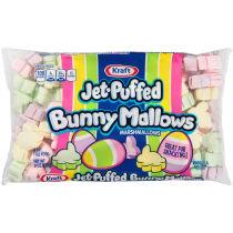 JET-PUFFED BunnyMallows Seasonal Marshmallows 8oz Bag