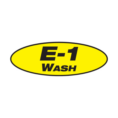 GOJO® E1 Foam Handwash Dispenser Labels