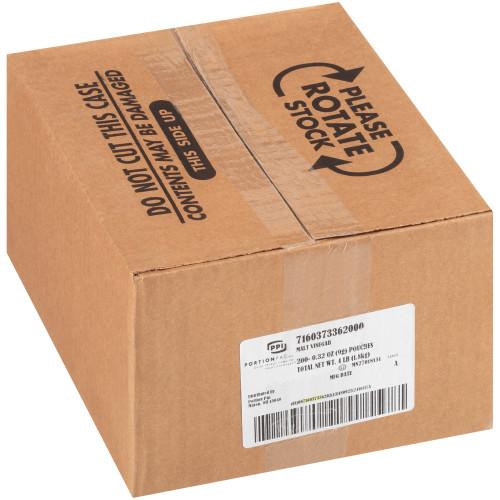 PPI Single Serve Malt Vinegar, 9 gr. Packets (Pack of 200)