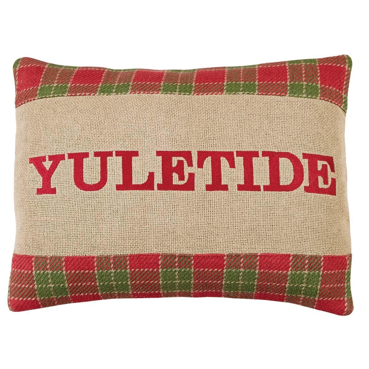 Robert Yuletide Pillow 14x18