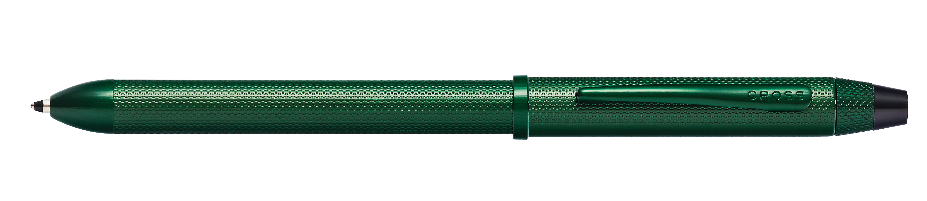 Tech3+ Matte Green PVD Multifunction Pen