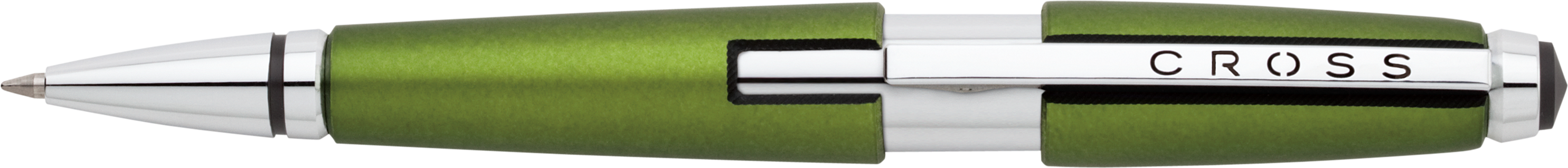 Edge Octane Green Gel Rollerball Pen
