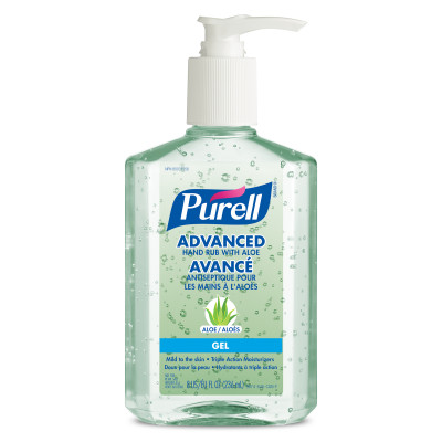 PURELL® Advanced Hand Rub with Aloe