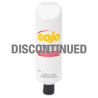 GOJO® Lemon Hand Cleaner - DISCONTINUED