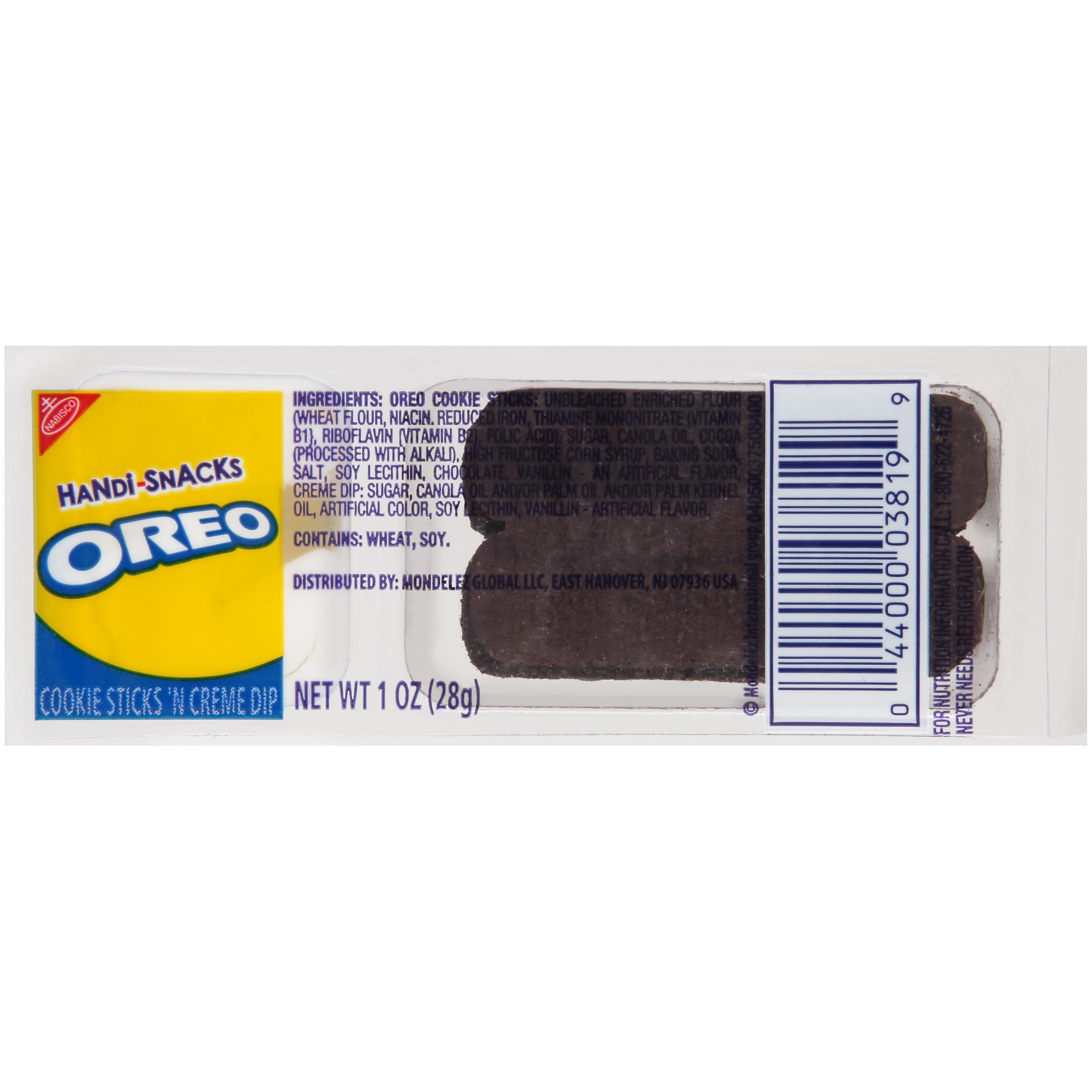 HANDI-SNACKS Oreo Cookies 1 oz