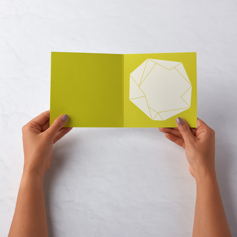 Family Greeting Card - Birthday, Thinking of You, Encouragement image