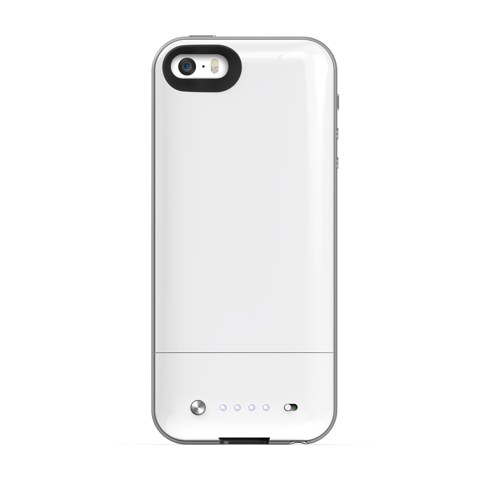 Portable Iphone Storage : Mophie spacepack battery case w built in gb storage for