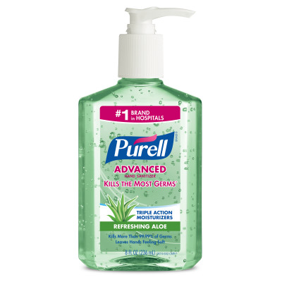 PURELL® Advanced Hand Sanitizer Aloe Gel