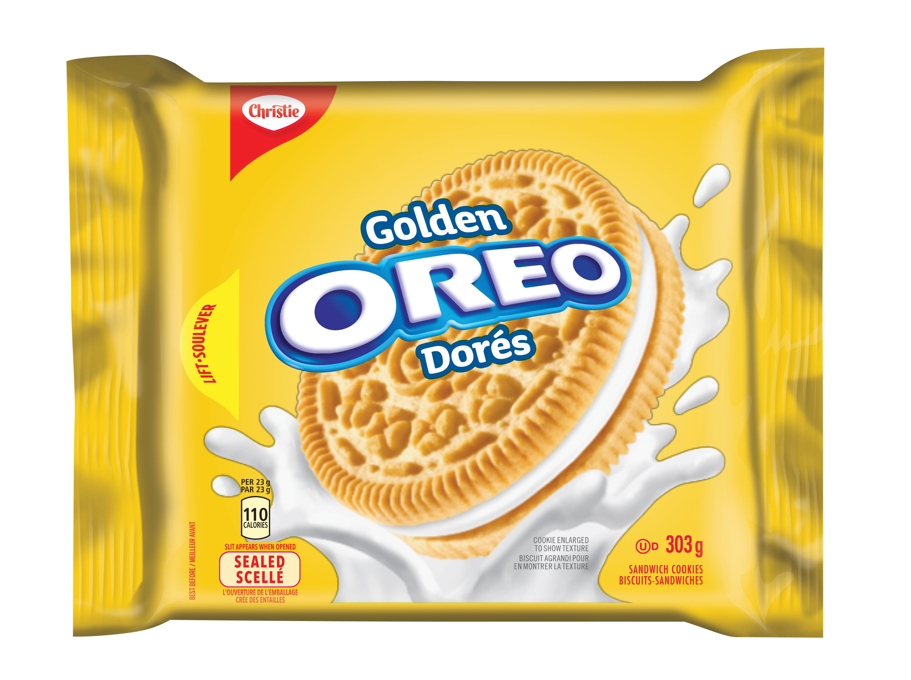 Oreo Golden Cookies 303 G