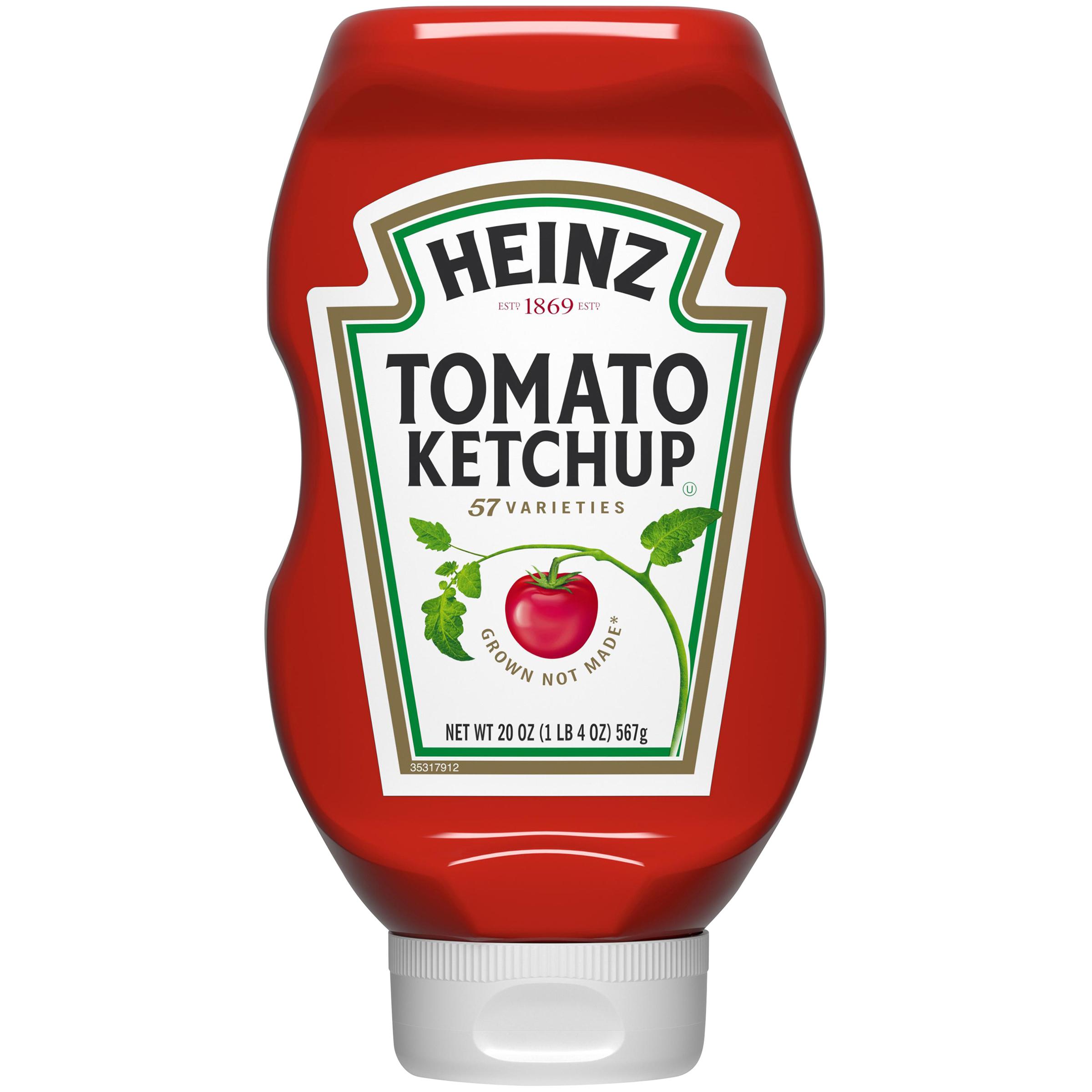 Heinz Ketchup Nährwerte