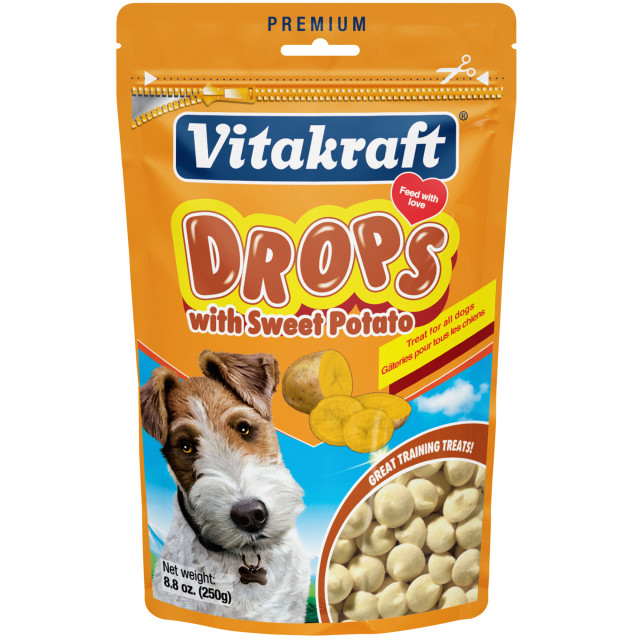 Product-Image showing Drops with Sweet Potato